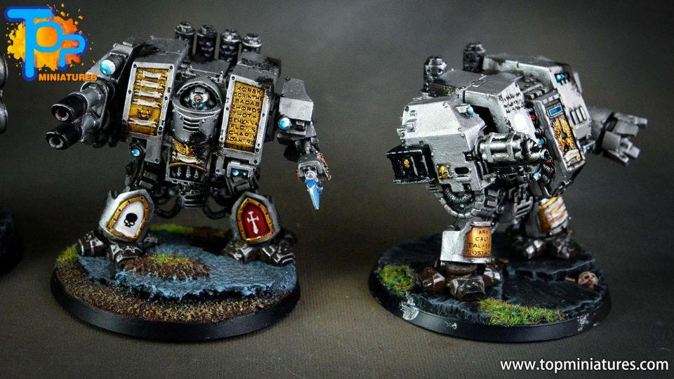Grey Knights vehicles