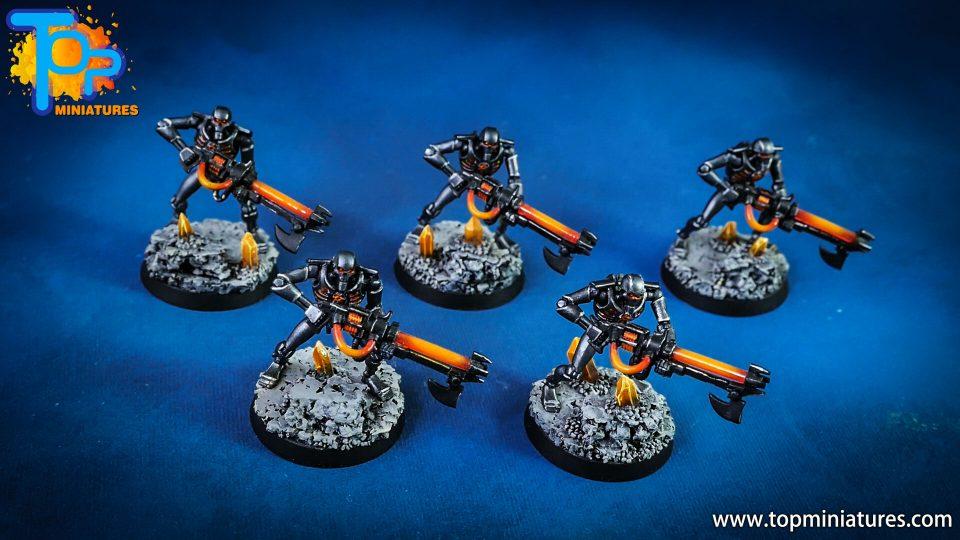 Black Metal Necrons