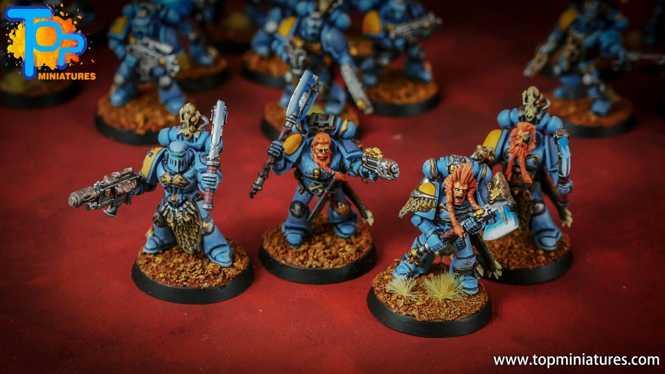Space Wolves Infantry