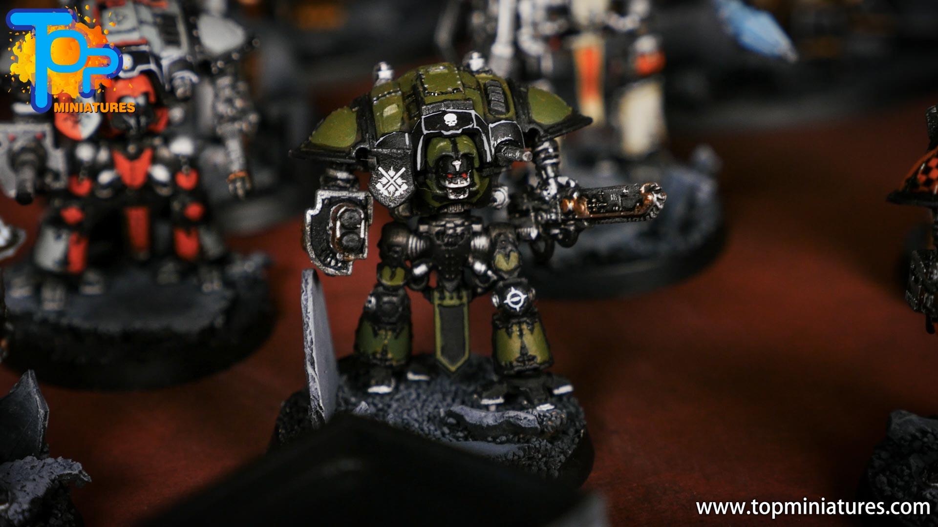 Adeptus Titanicus grand master imperial knights (25)