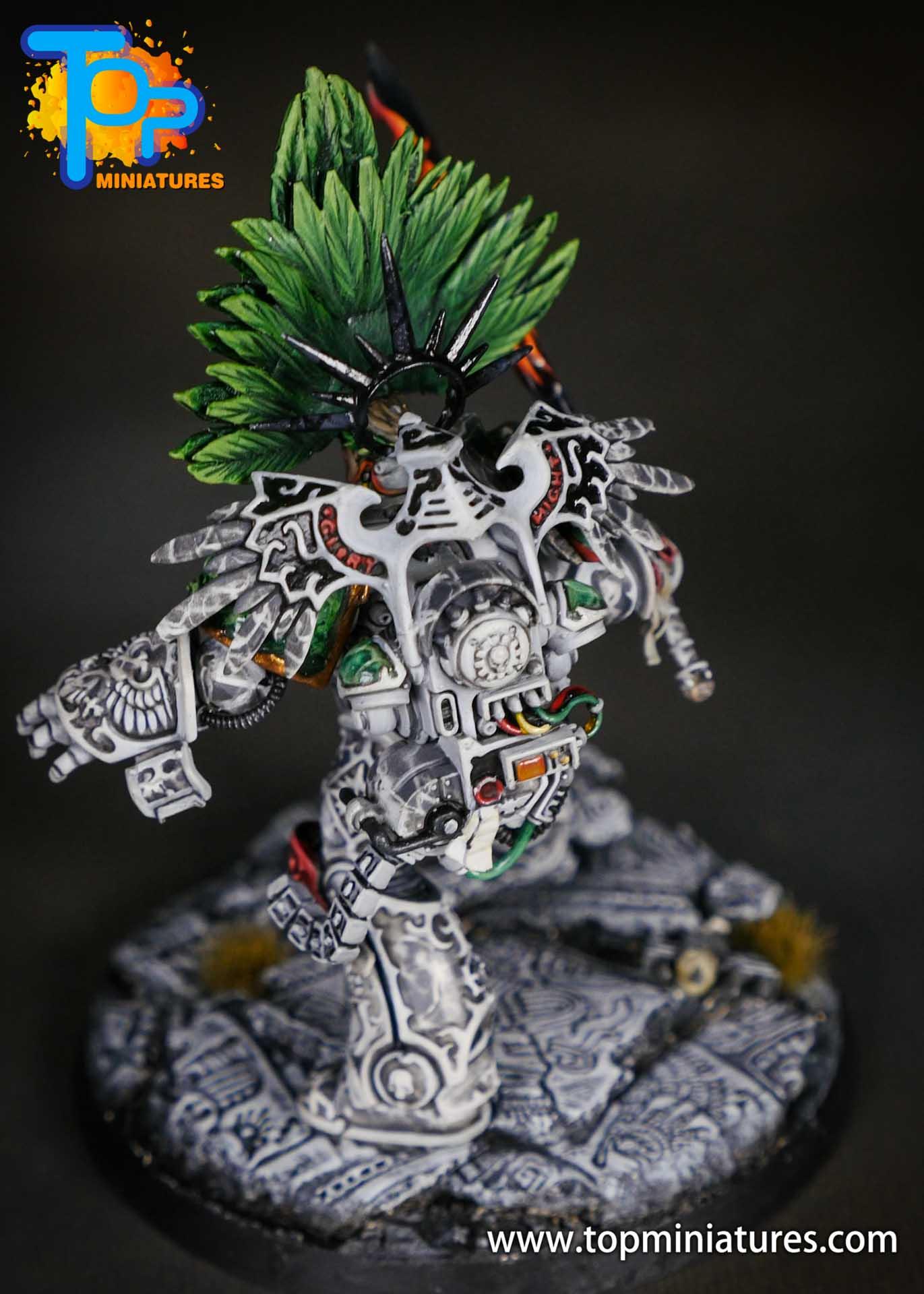 Aztec Roboute Guilliman stone conversion (5)