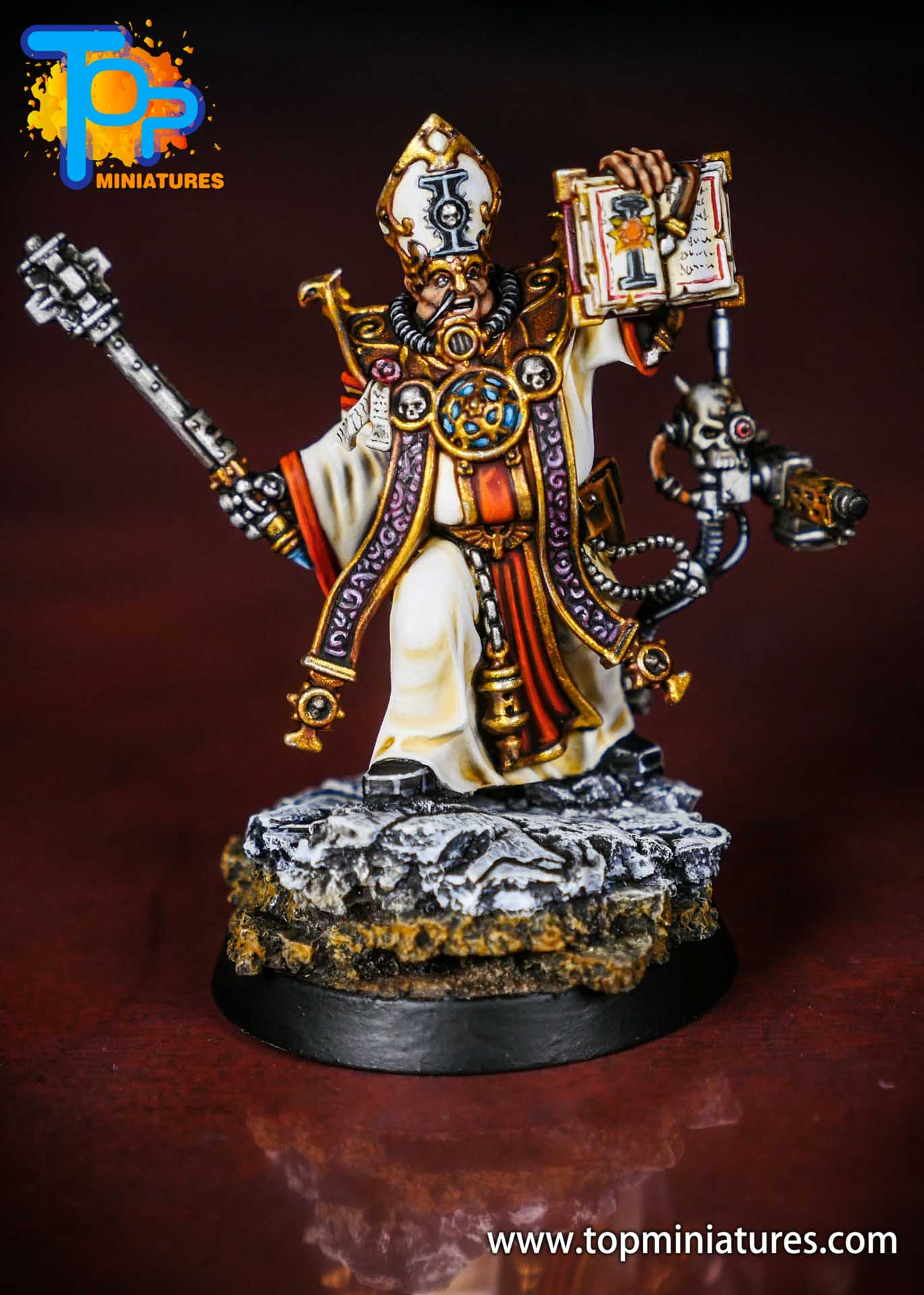 Blackstone fortress Taddeus the Purifier (2)