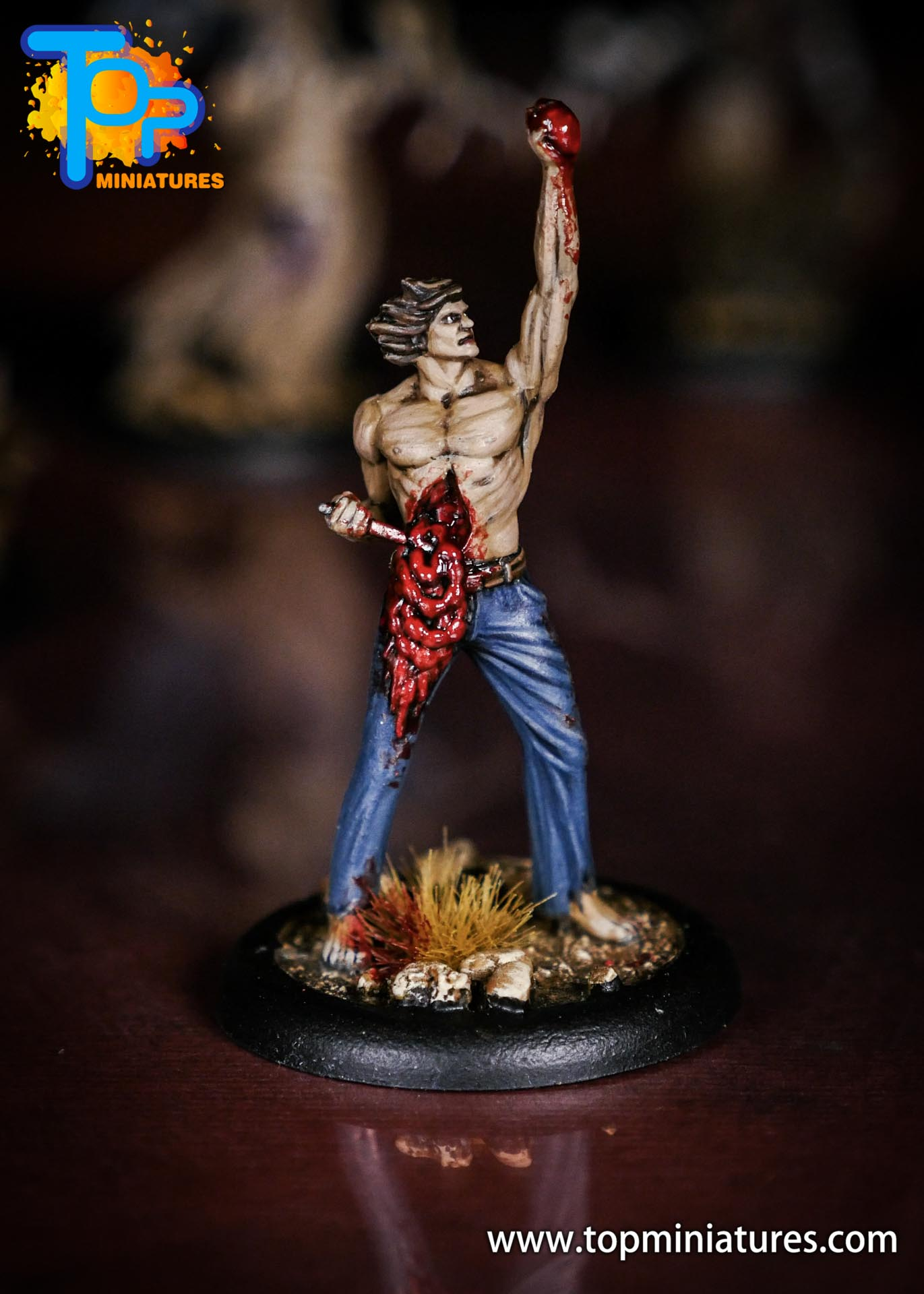 Malifaux the Resurrectionists painted Lost Love (1)
