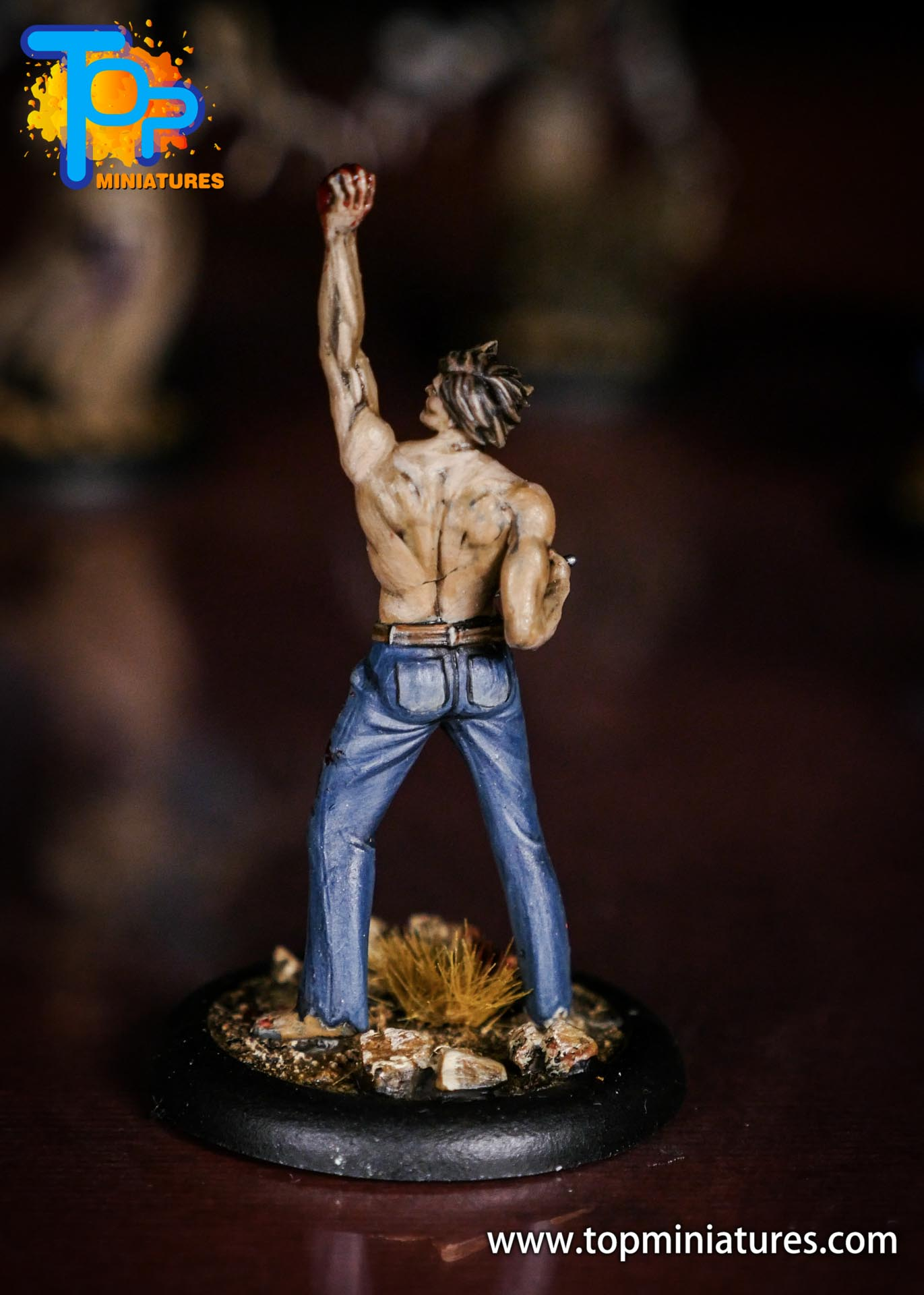 Malifaux the Resurrectionists painted Lost Love (2)