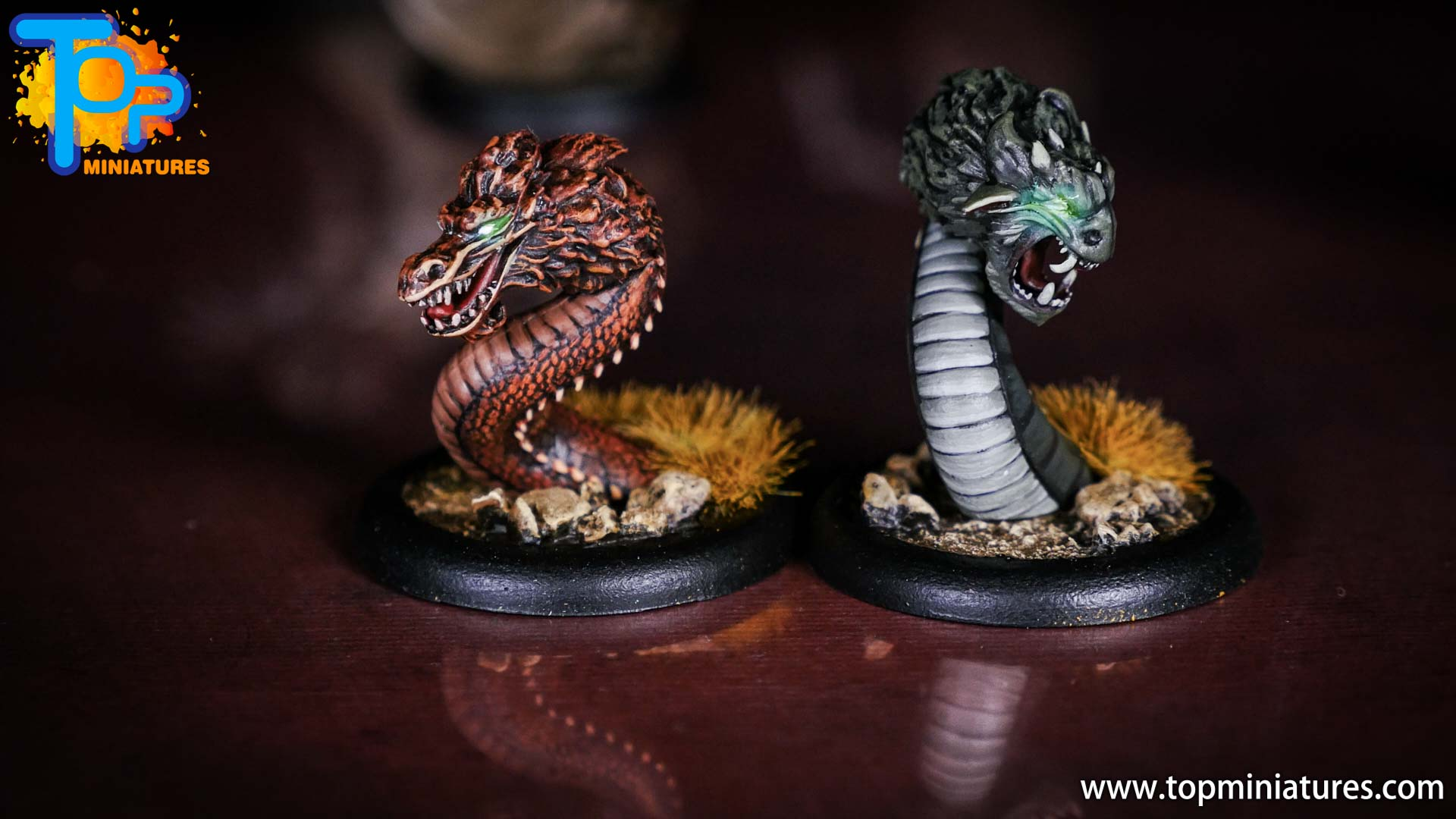 Malifaux the Resurrectionists painted Seishin (1)