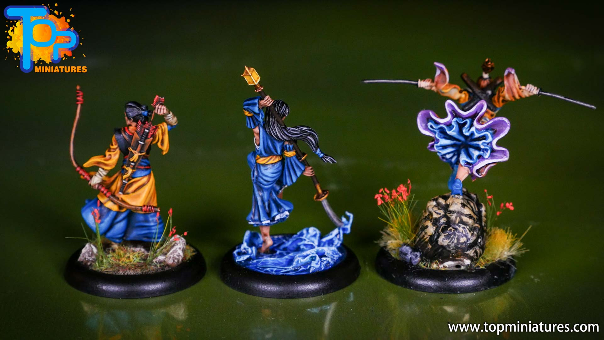 bushido painted miniatures (1)