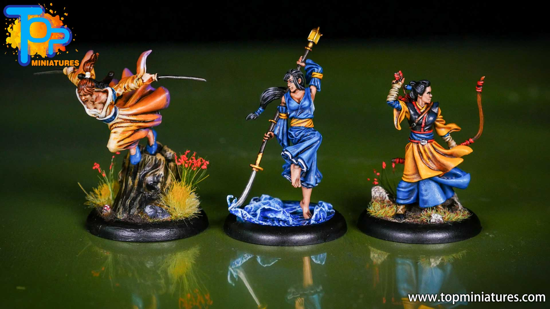 bushido painted miniatures (3)