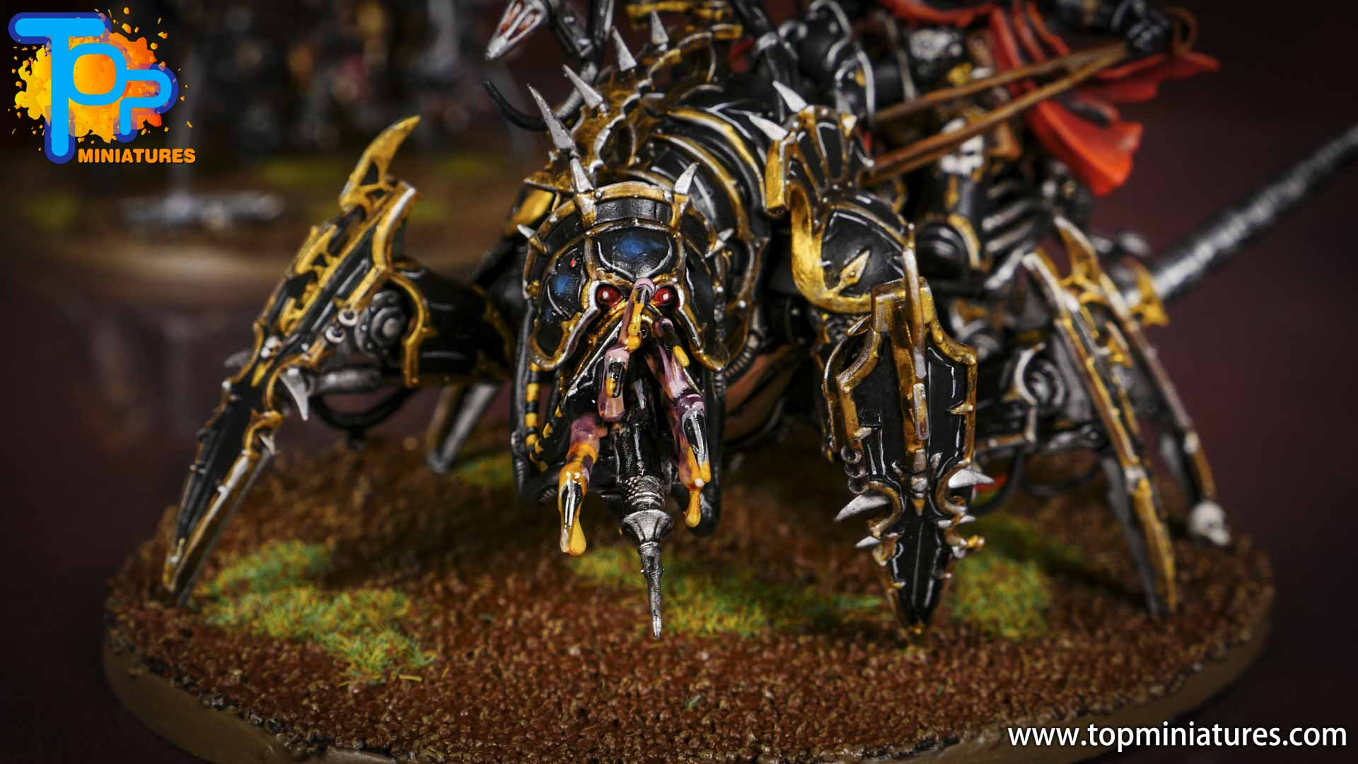 Black legion lord discordant vex machinator (5)