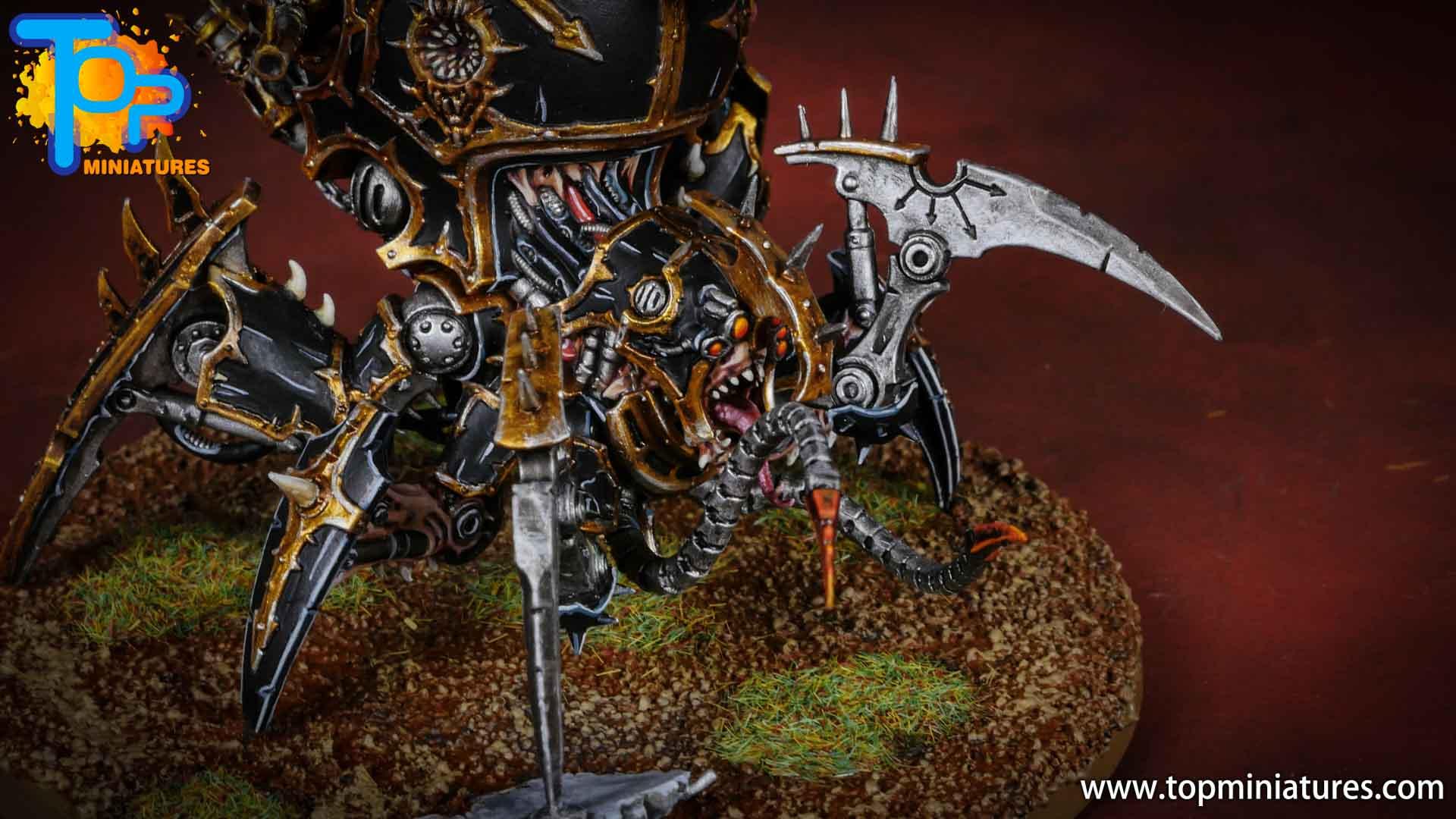 Black legion shadowspear venom crawler (3)