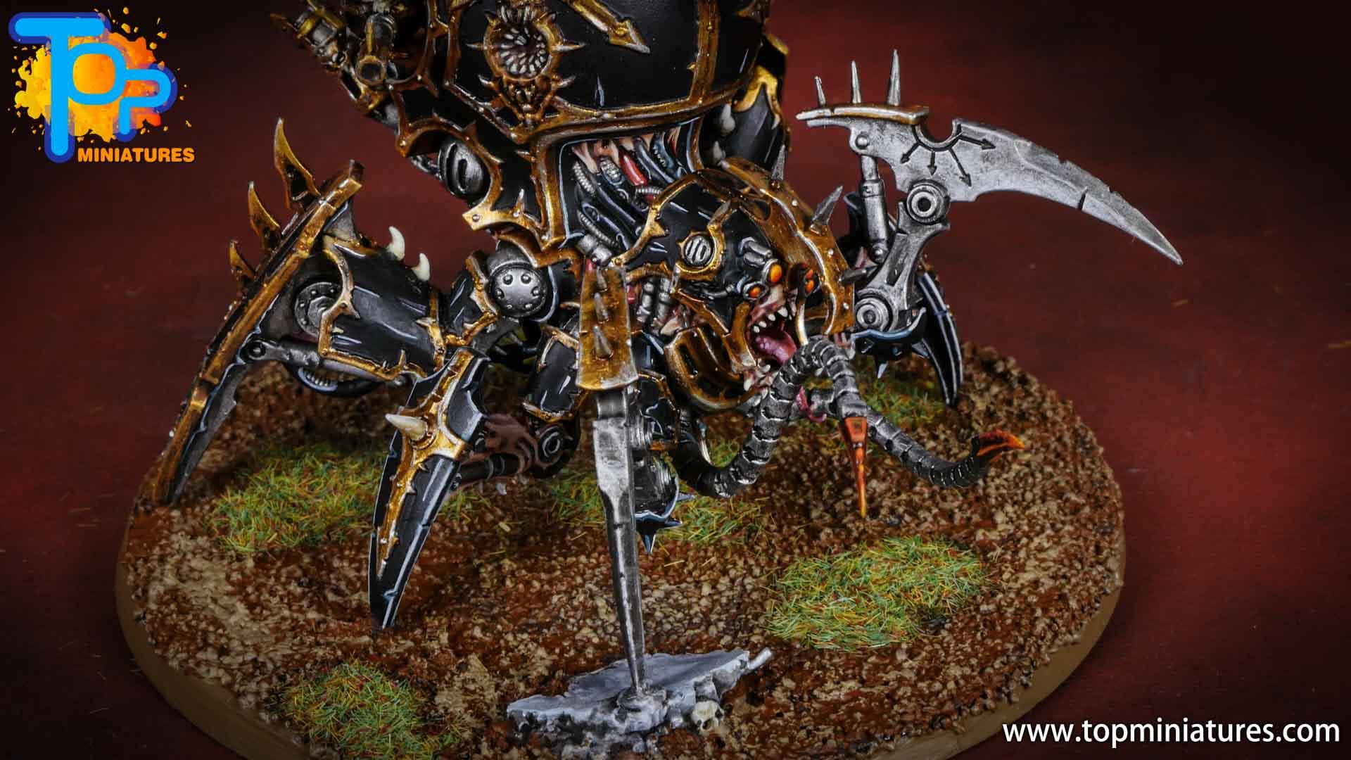 Black legion shadowspear venom crawler (5)