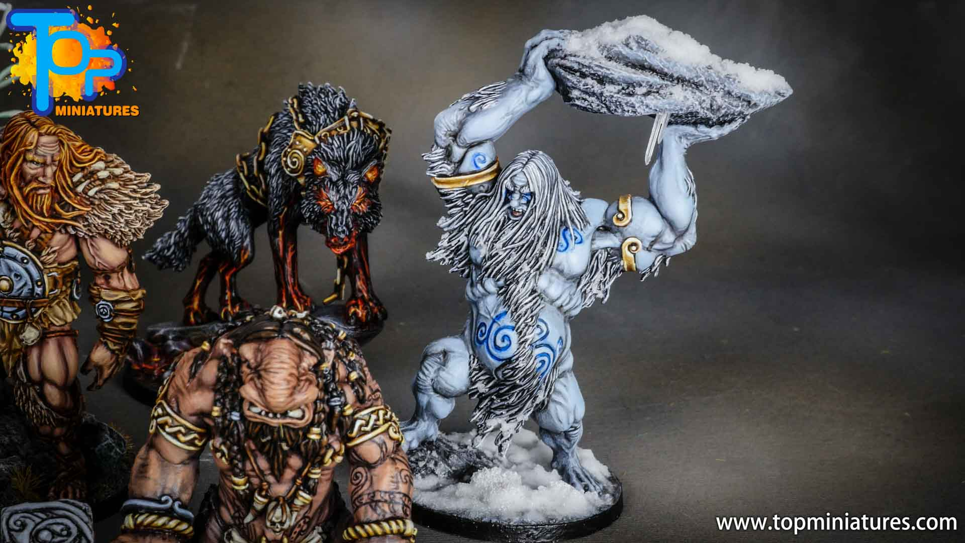 Blood rage painted frost giant (12)