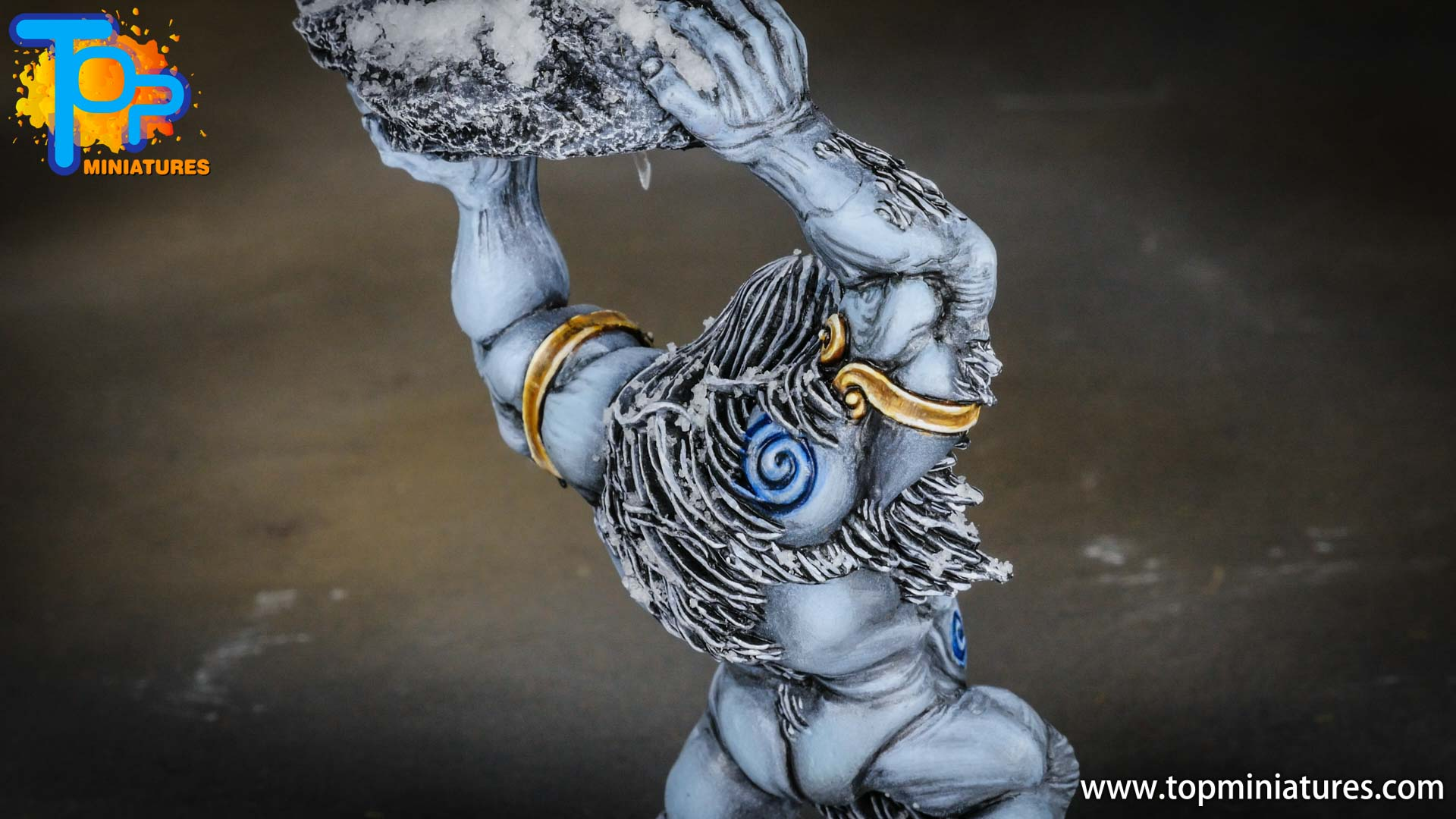Blood rage painted frost giant (8)