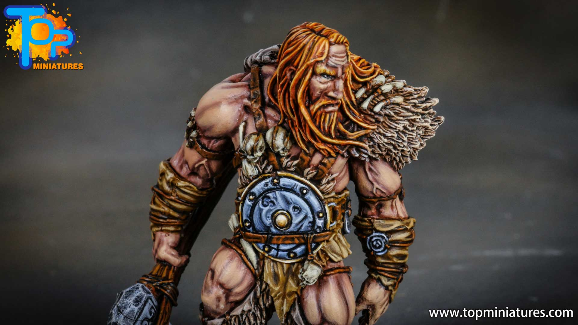 Blood rage painted mountain giant (4)