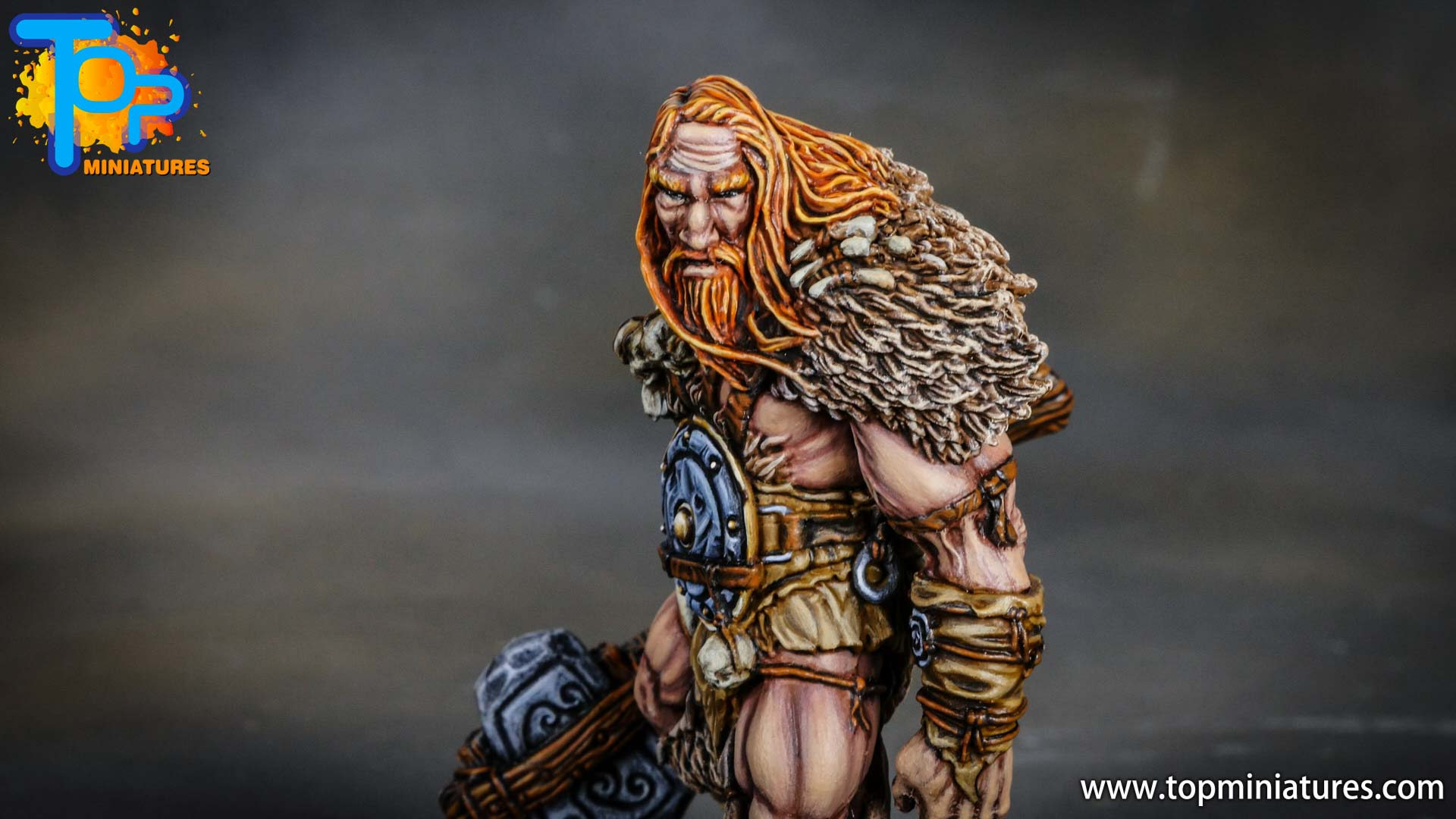 Blood rage painted mountain giant (5)