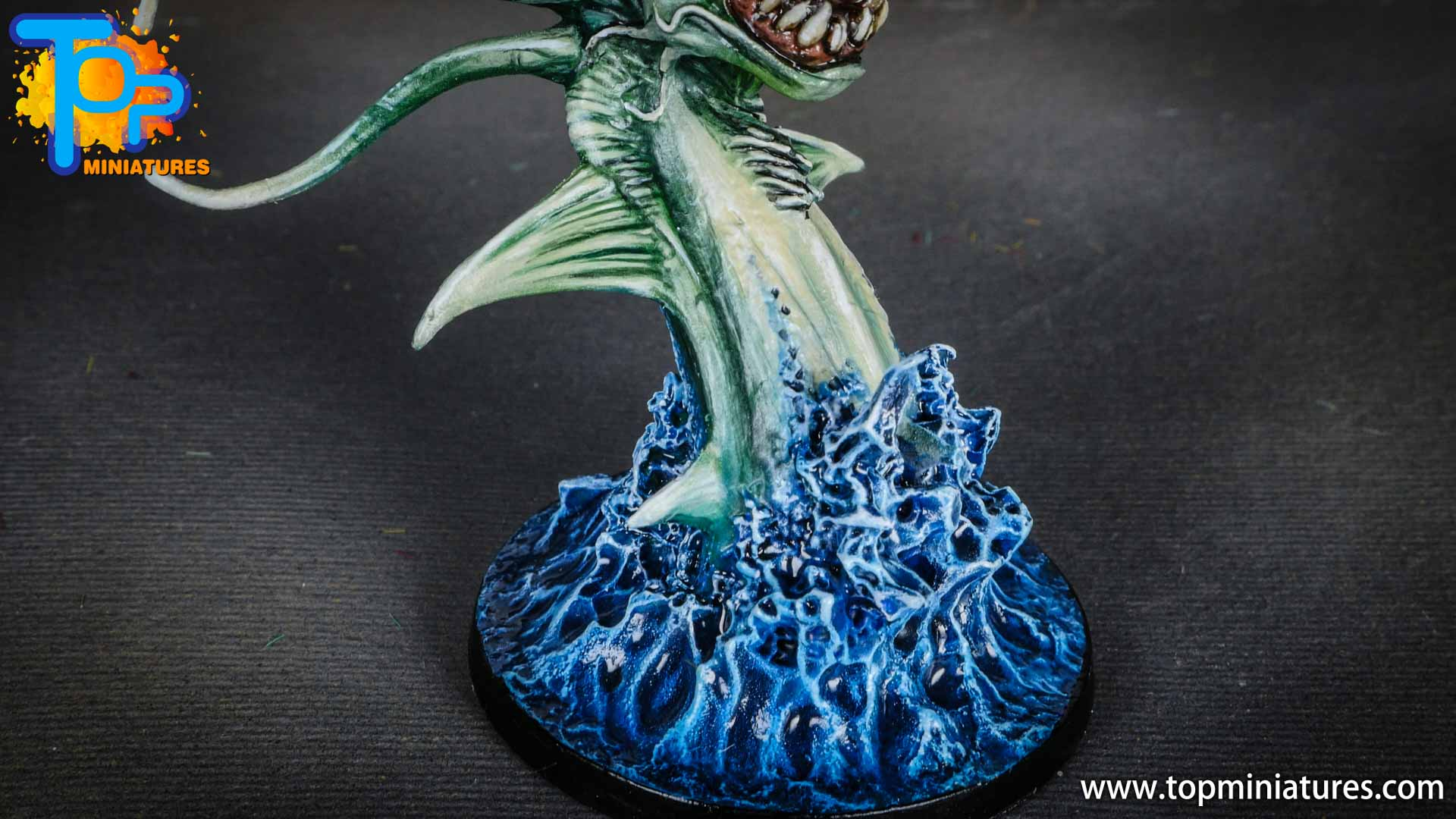 Blood rage painted sea serpent (4)