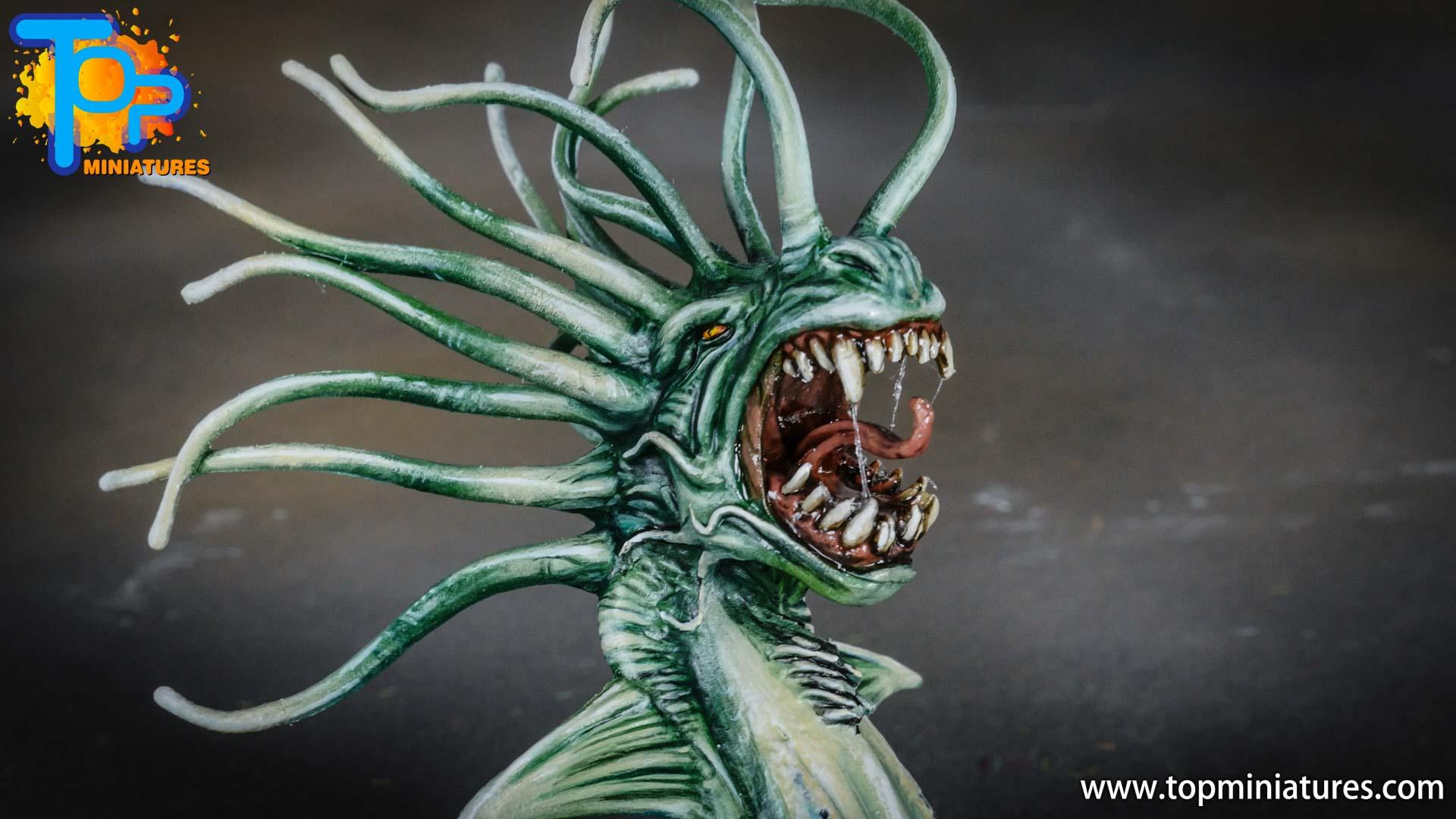 Blood rage painted sea serpent (5)