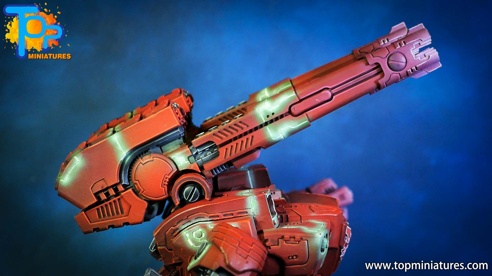 KX139 Ta'unar Supremacy Armour painted (10)