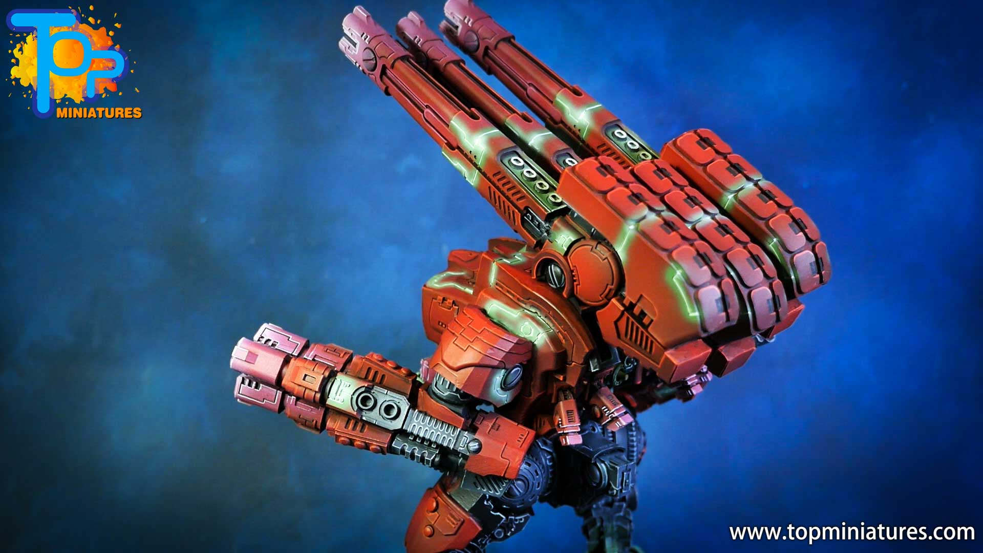 KX139 Ta'unar Supremacy Armour painted (15)