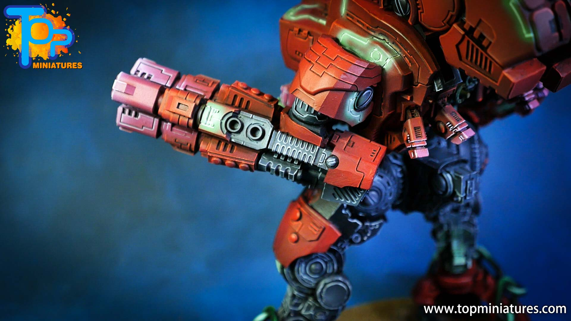 KX139 Ta'unar Supremacy Armour painted (16)