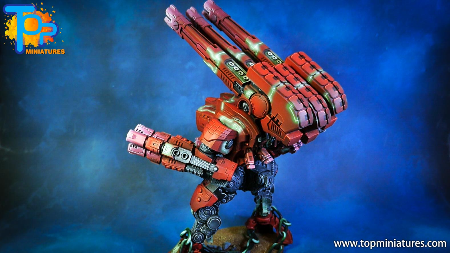 KX139 Ta'unar Supremacy Armour painted (18)