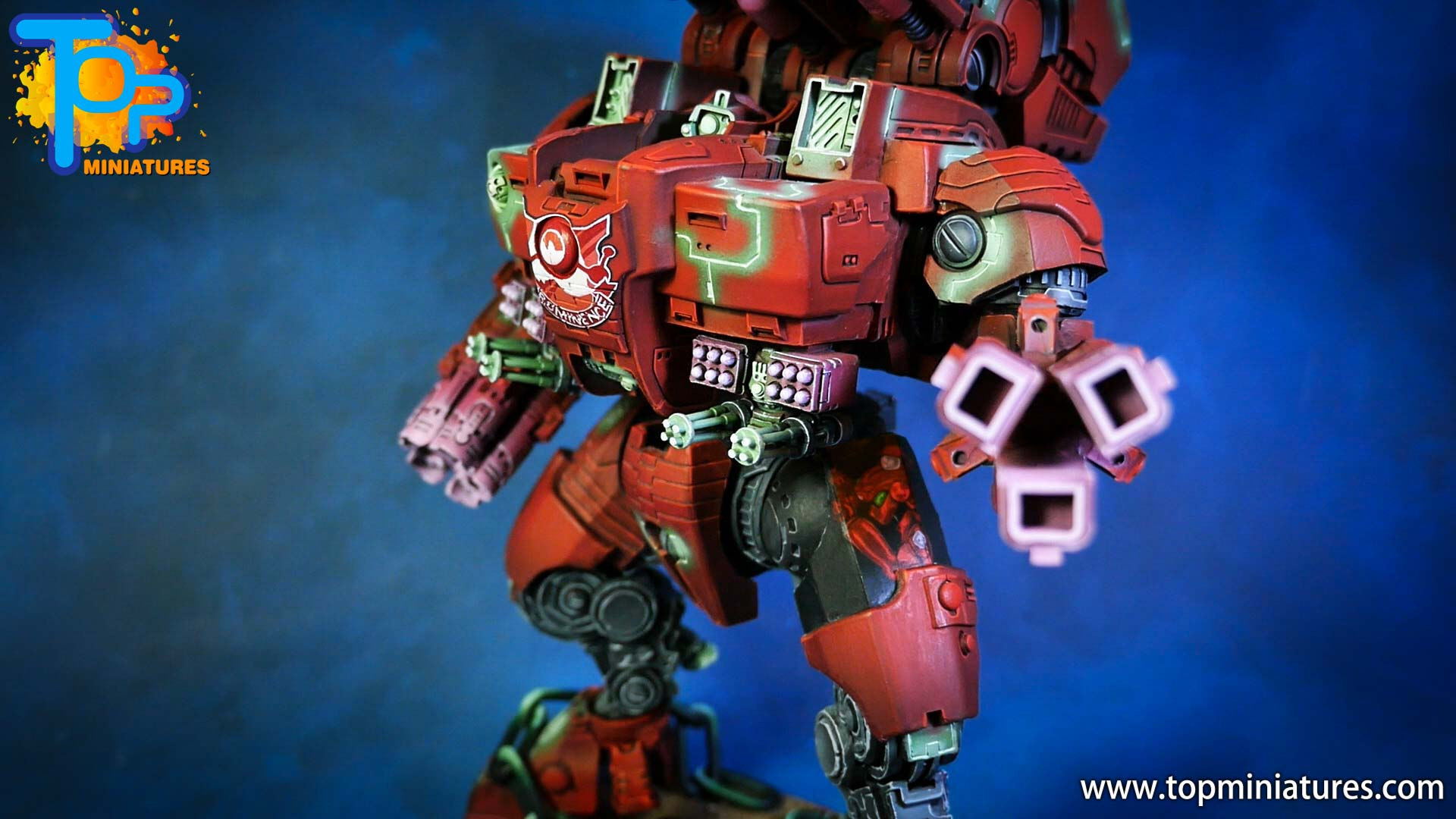 KX139 Ta'unar Supremacy Armour painted (19)