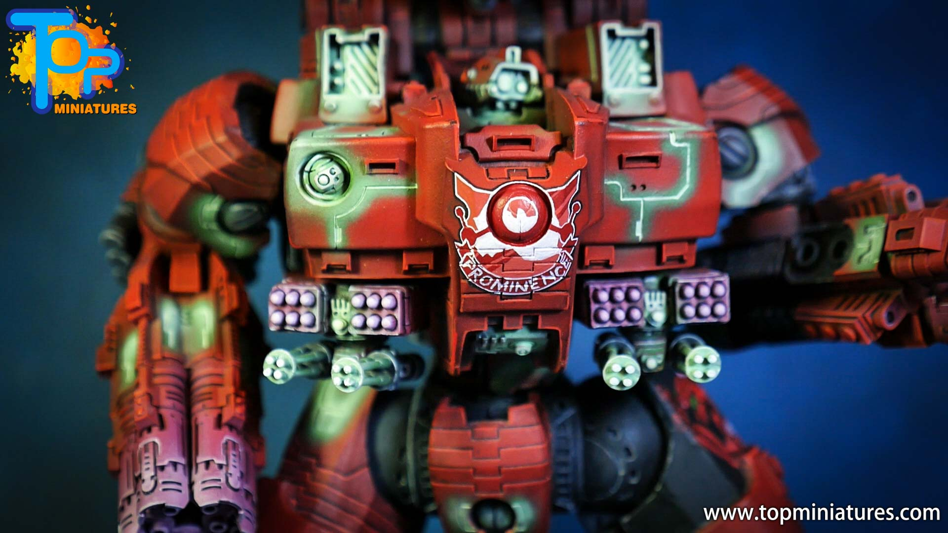 KX139 Ta'unar Supremacy Armour painted (3)