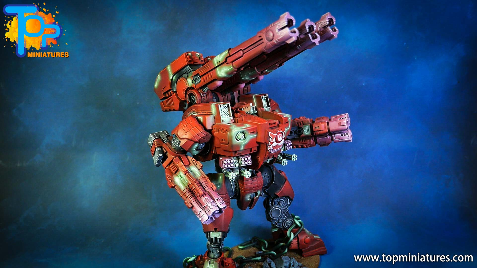 KX139 Ta'unar Supremacy Armour painted (5)