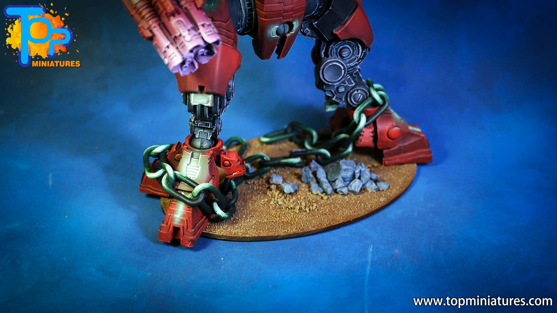 KX139 Ta'unar Supremacy Armour painted (8)