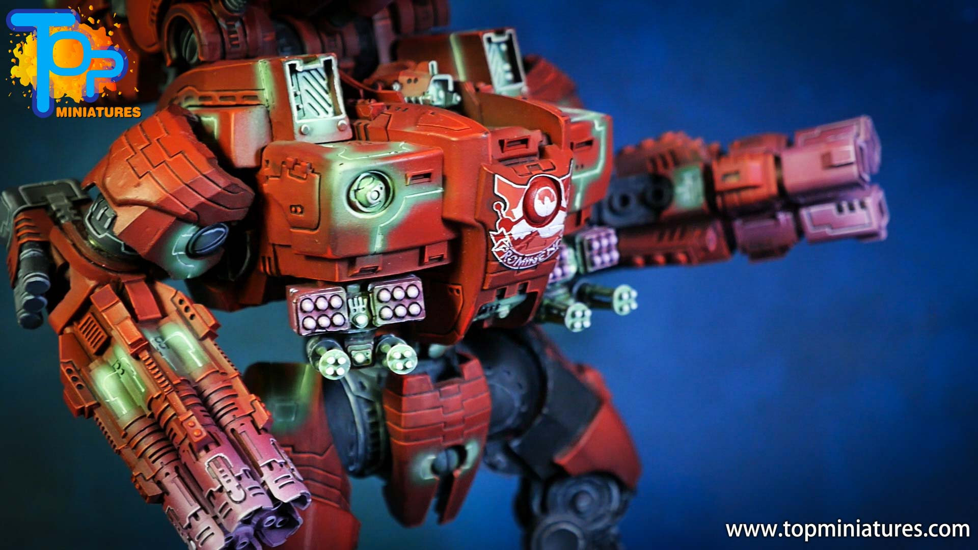 KX139 Ta'unar Supremacy Armour painted (9)