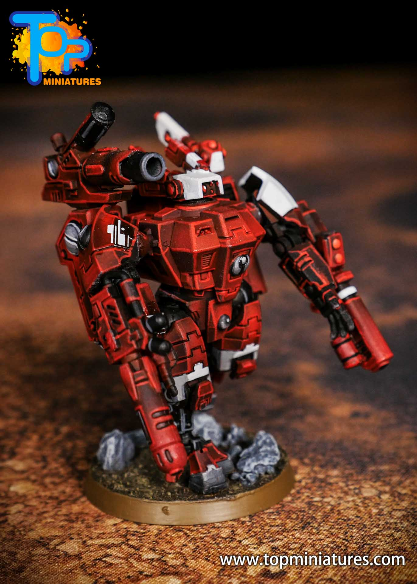 Tau Empire farsight enclaves arrakon (1)