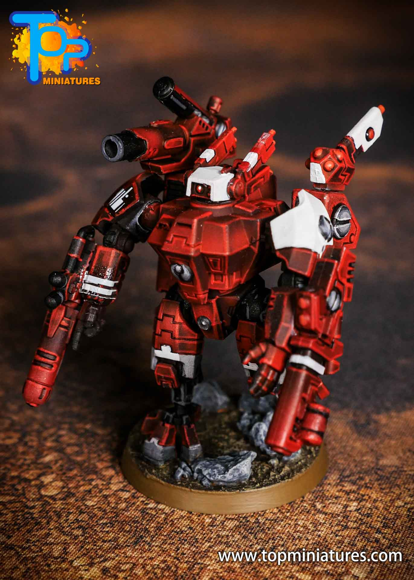 Tau Empire farsight enclaves arrakon (2)