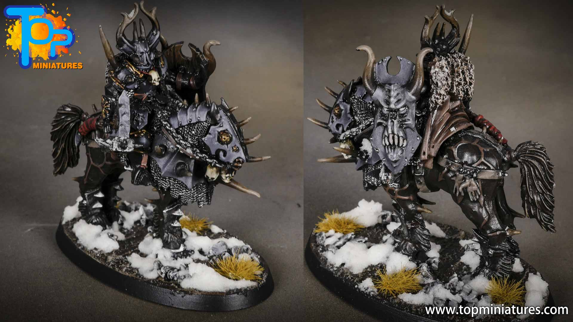 age of sigmar painted chaos lord (2)