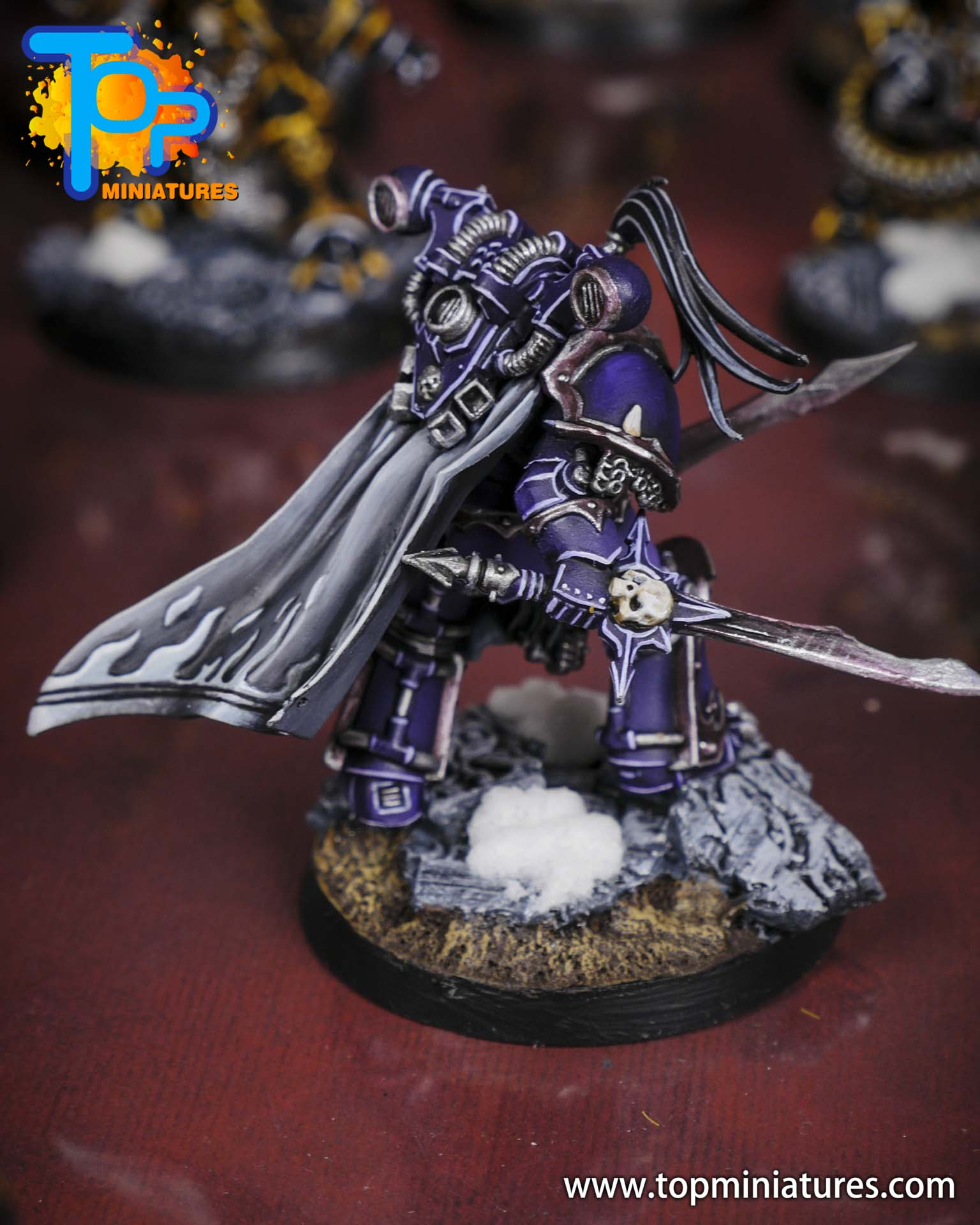 chaos space marines converted telemachon lyras (4)