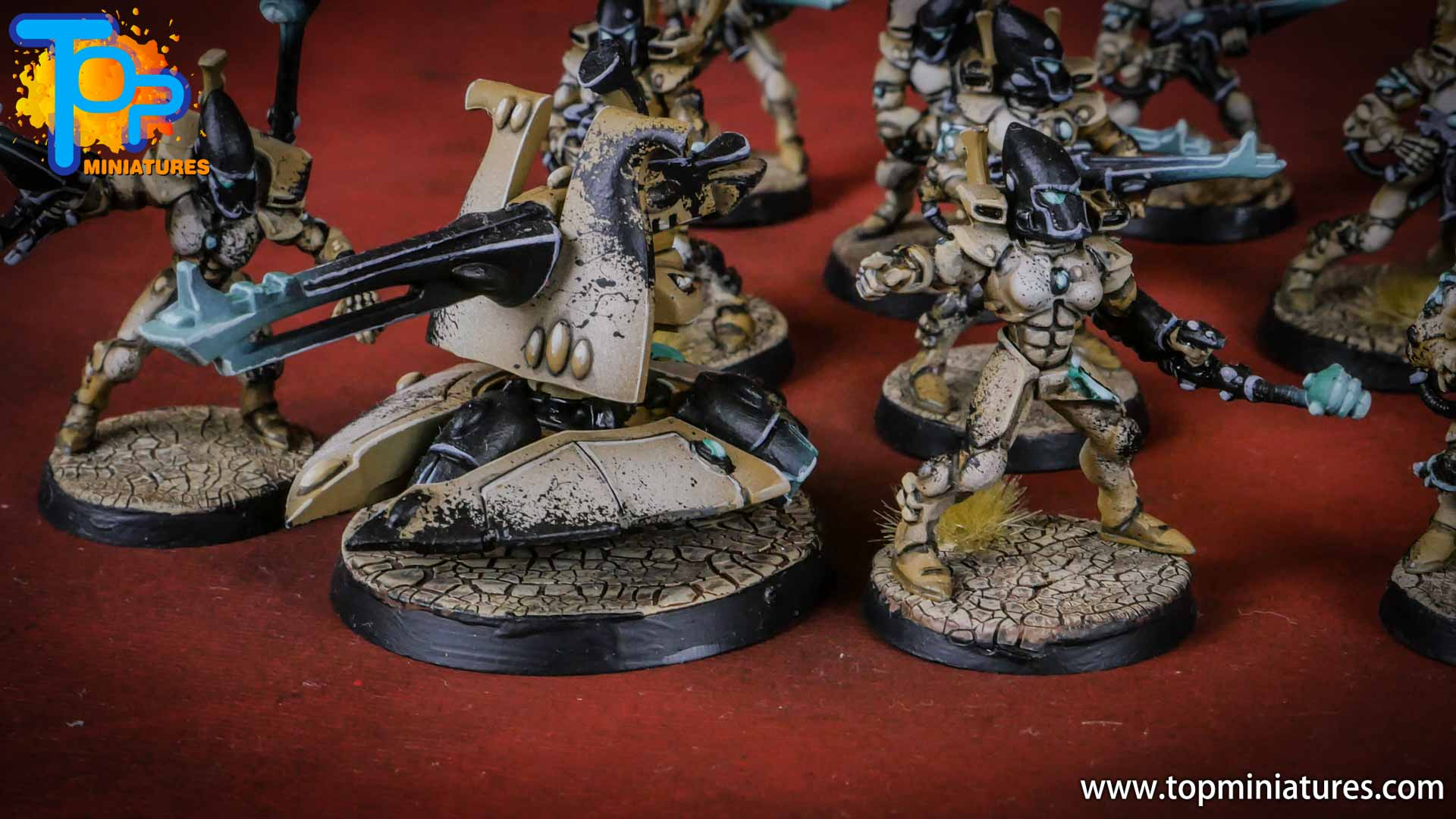 eldar painted guardians weapon platform (5)
