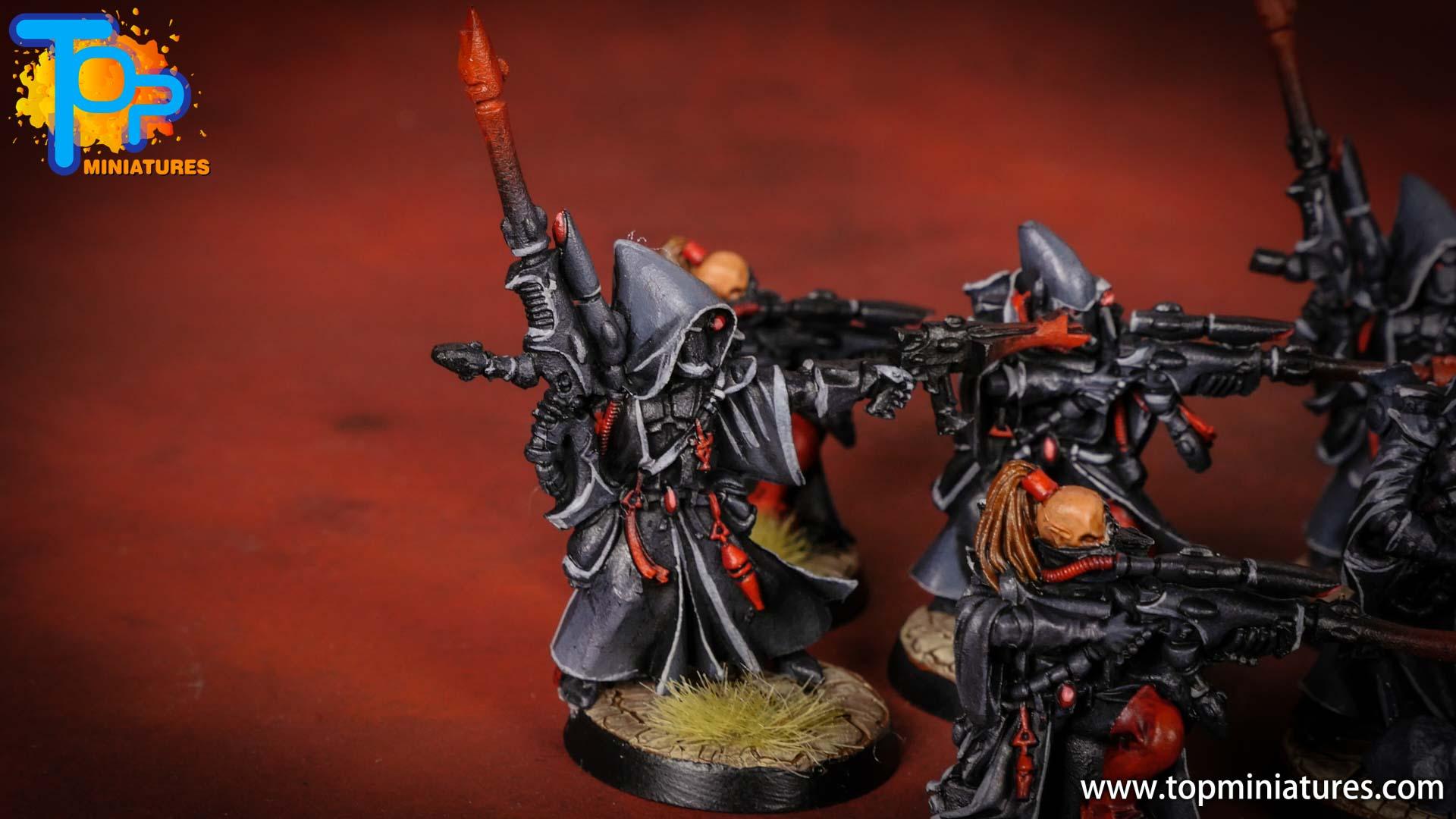 eldar painted rangers (1)