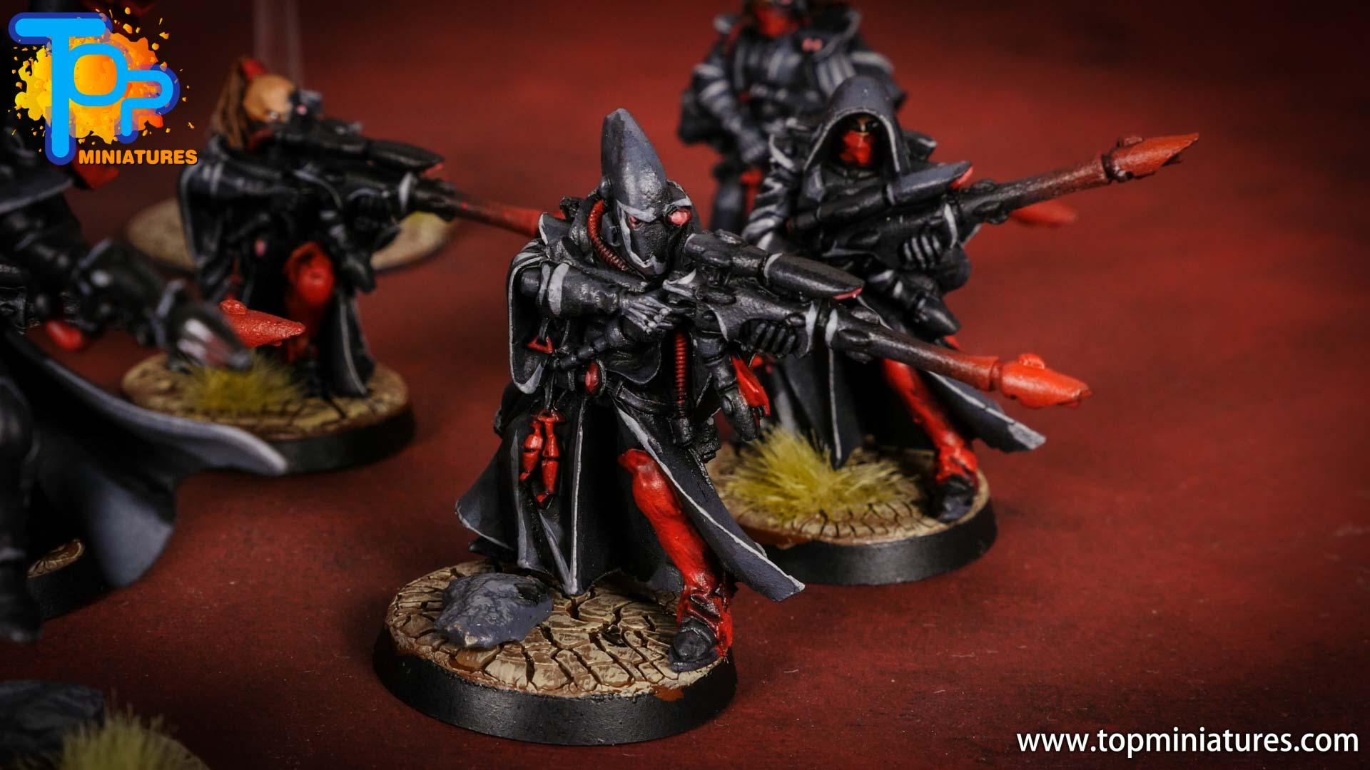 eldar painted rangers (3)