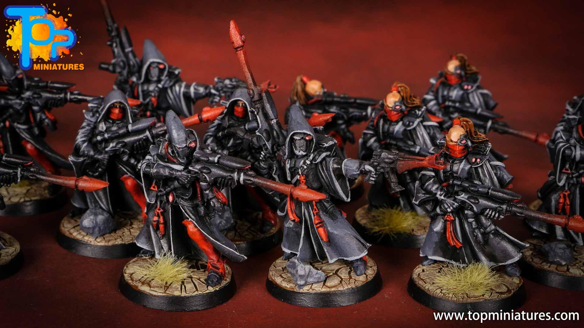 eldar painted rangers (7)