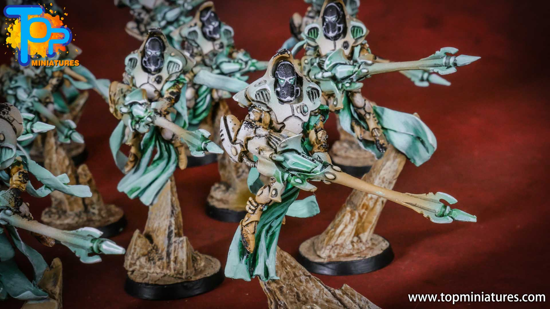 eldar painted shadow spectres (1)