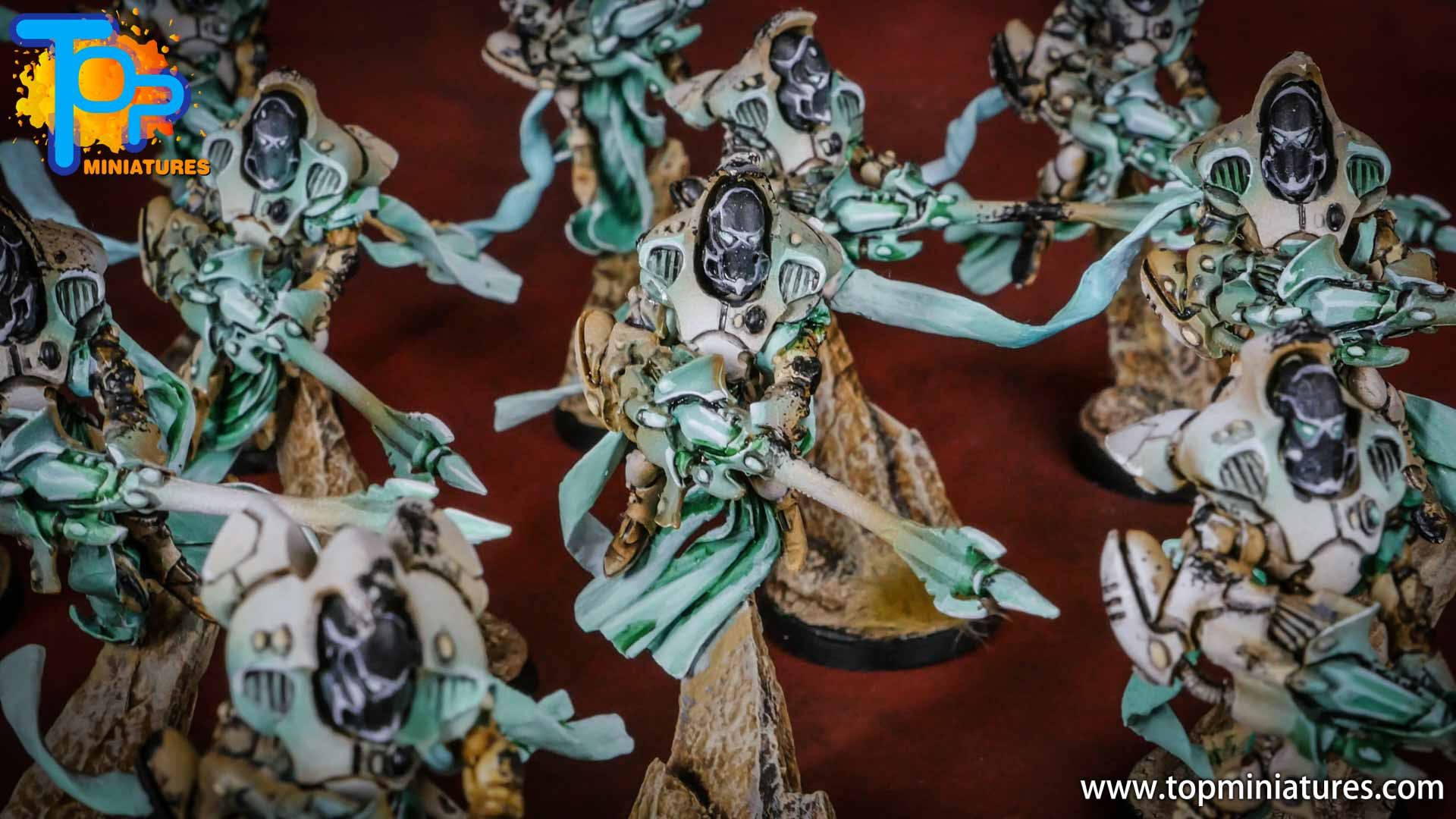 eldar painted shadow spectres (2)