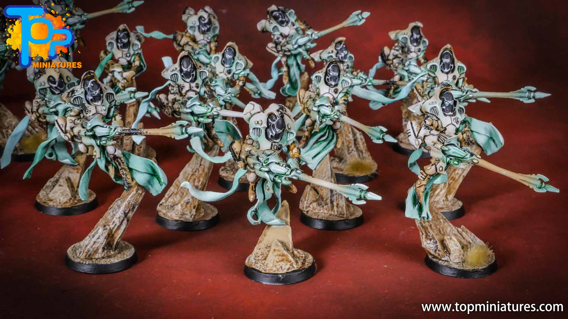 eldar painted shadow spectres (3)
