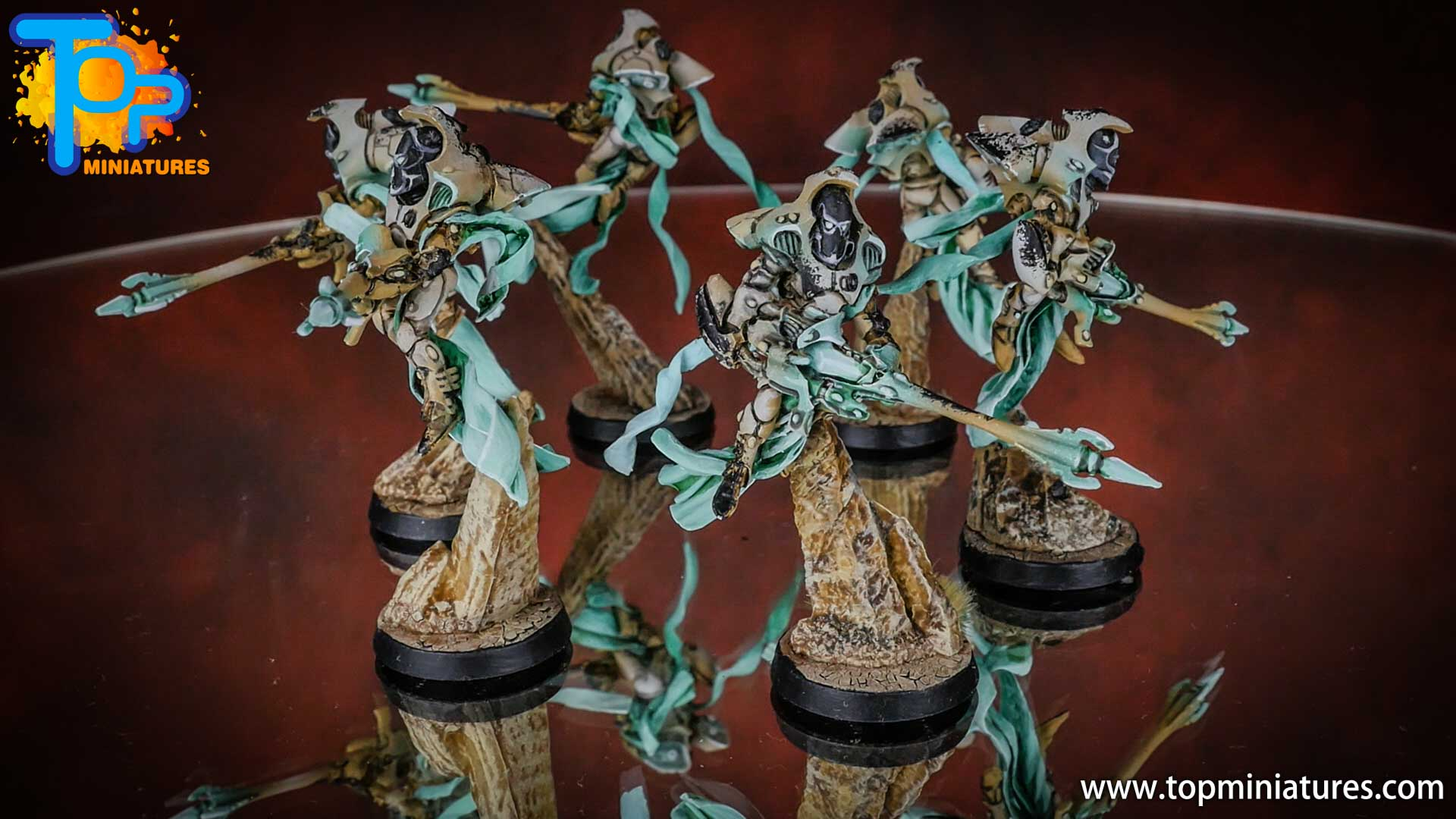 eldar painted shadow spectres (5)