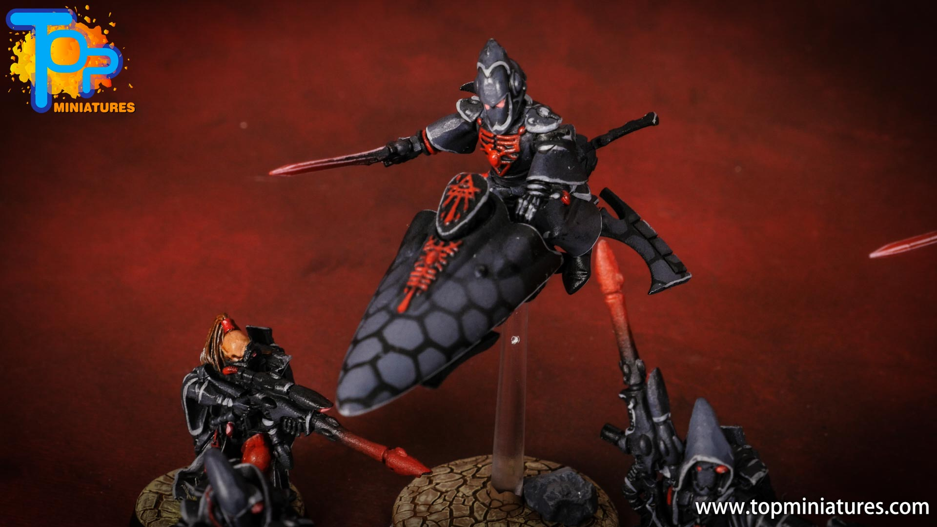eldar painted warlock skyrunner (2)