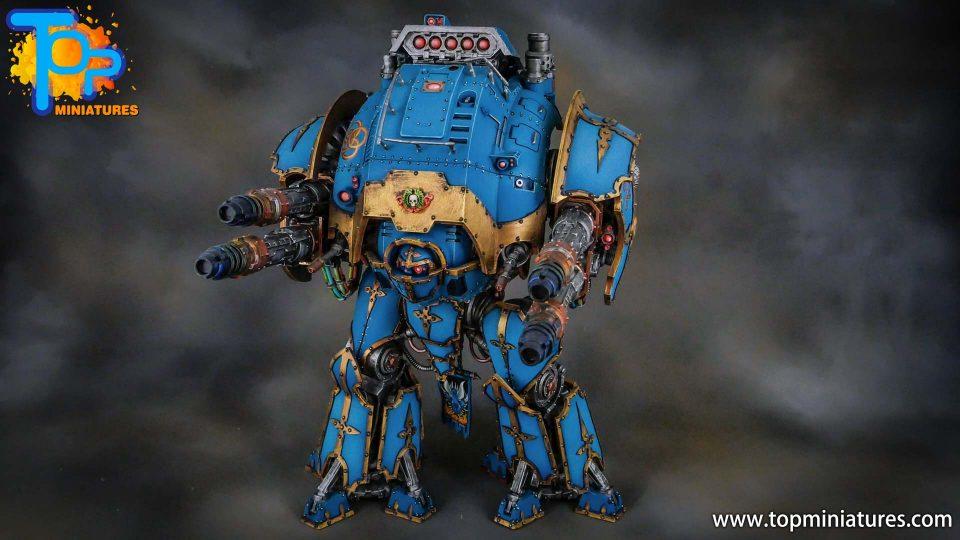 Forgeworld Knights