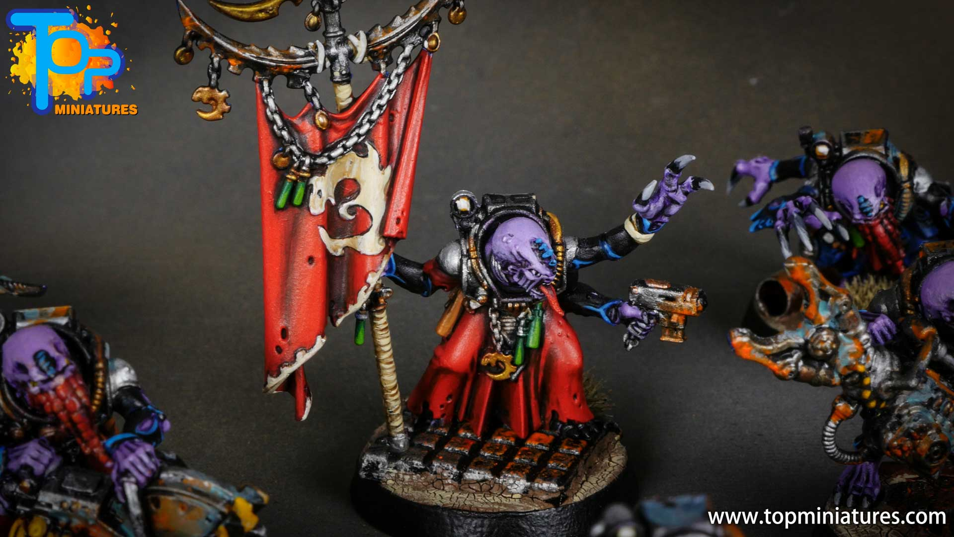 genestealer cults painted acolyte iconward (1)