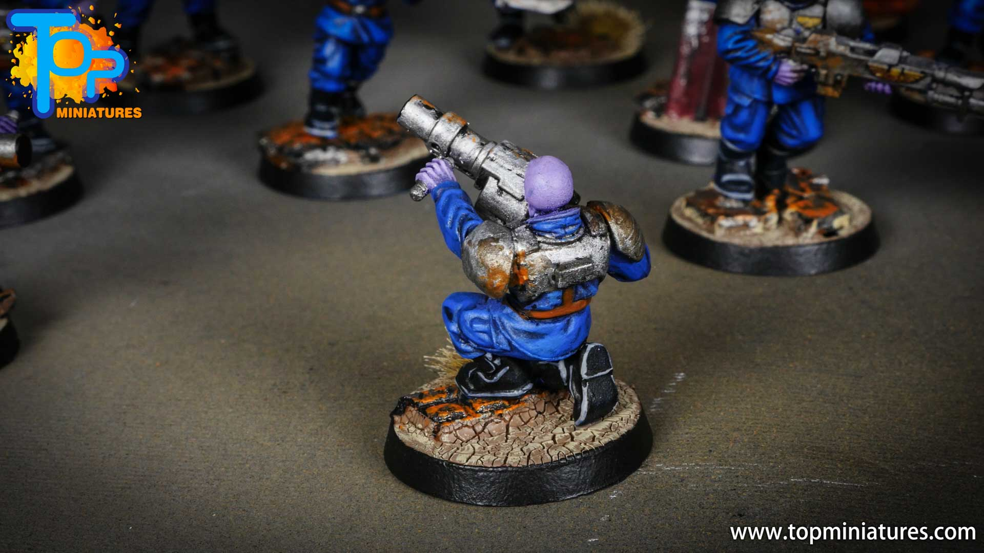 genestealer cults painted brood brothers (10)