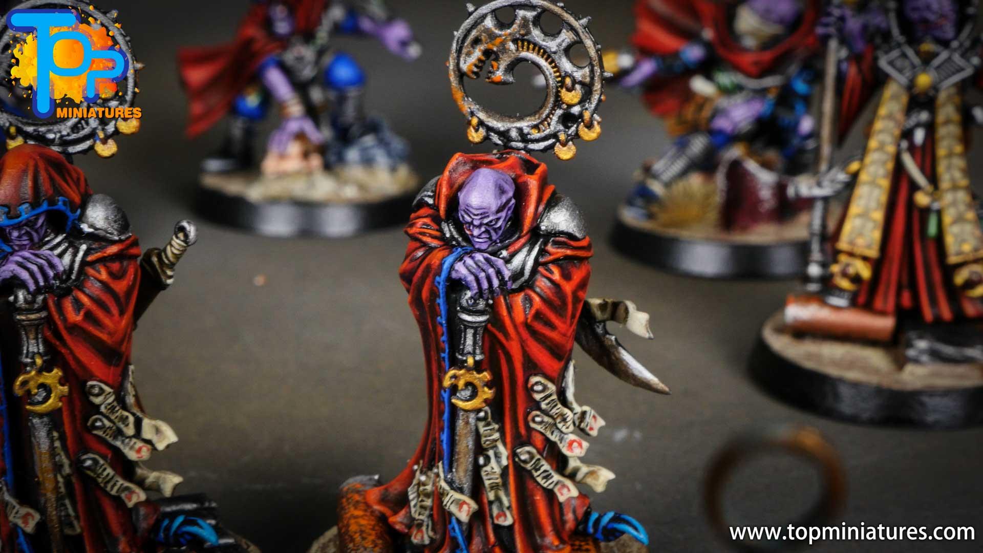 genestealer cults painted locus (2)