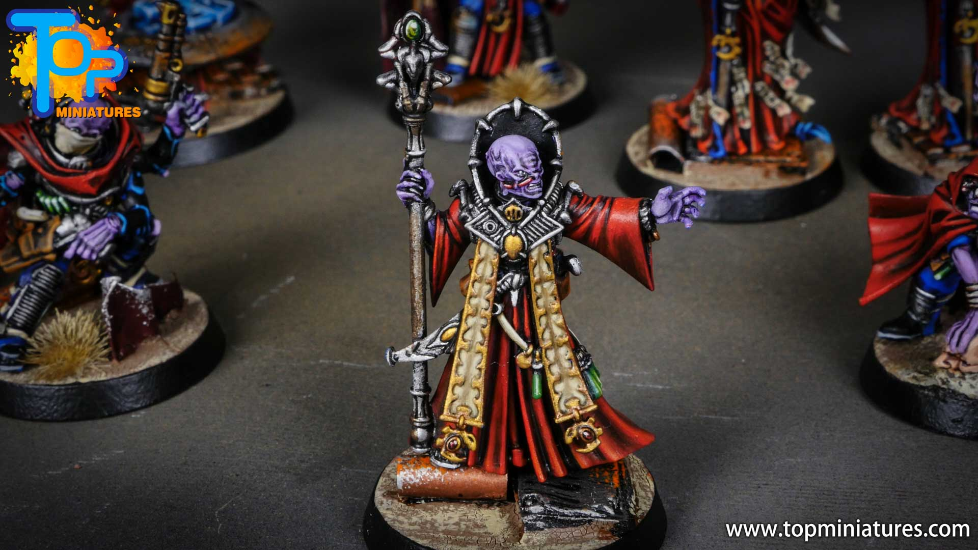 genestealer cults painted magus (2)