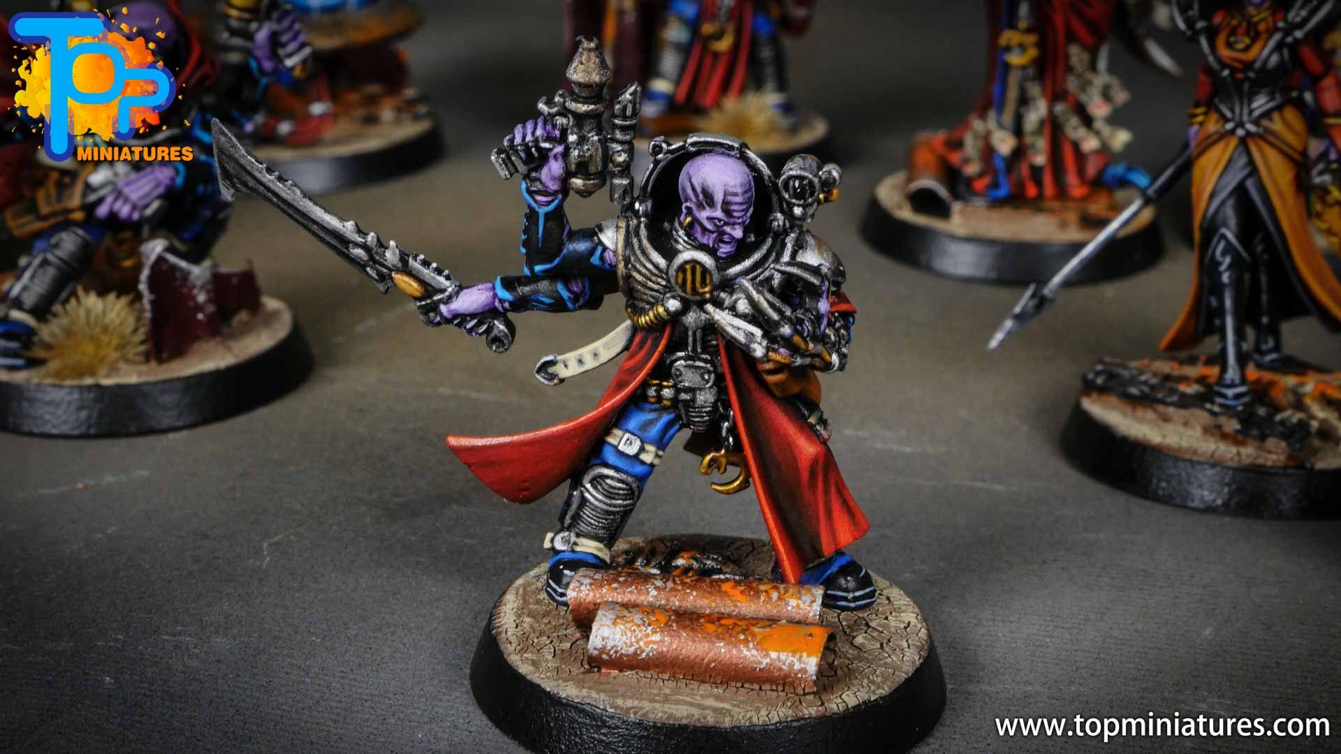 genestealer cults painted primus (2)