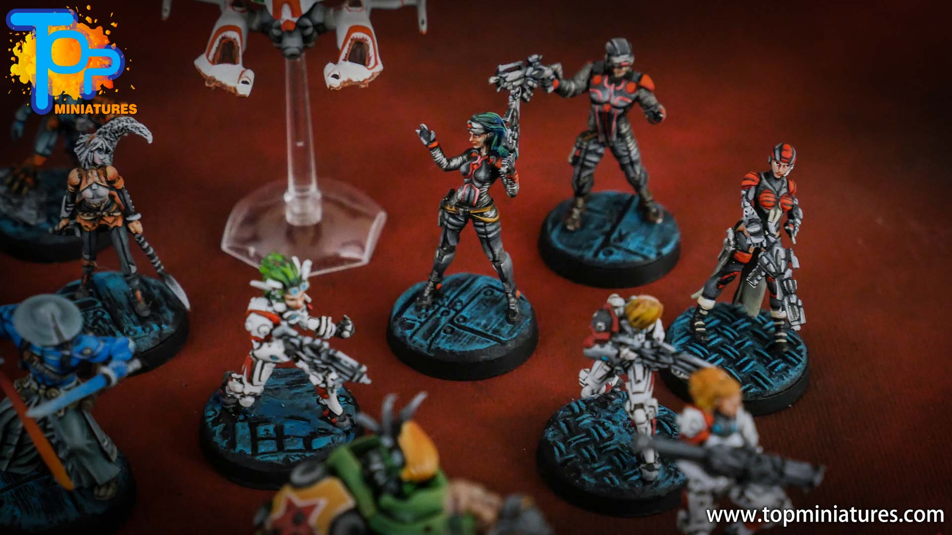 infinity nomads painted force (1)
