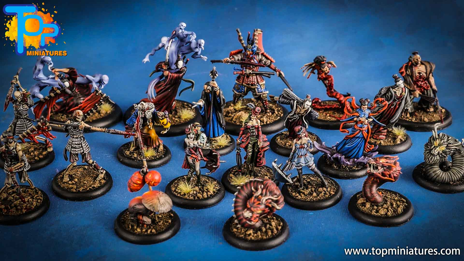 malifaux the resurrectionists painted crew (4)